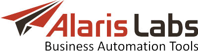 Alaris labs logo
